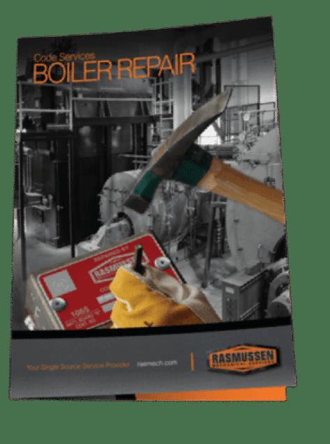 Boiler repair brochure
