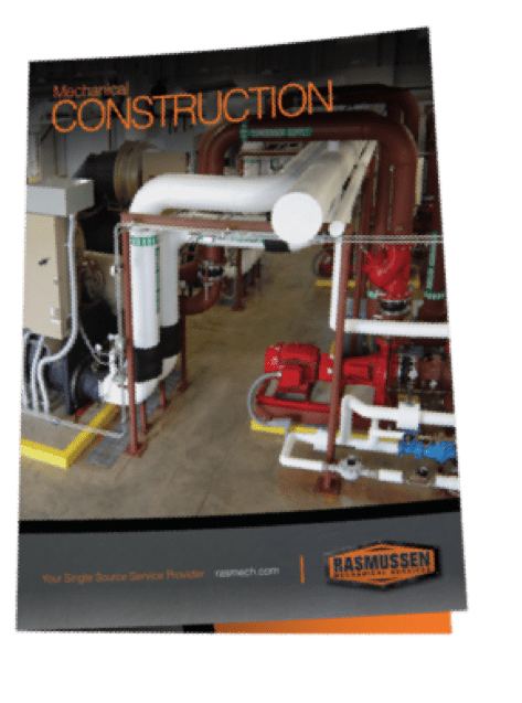 Mechanical construction brochure