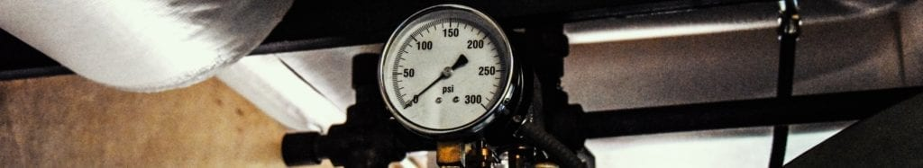 compressed air pressure gauge