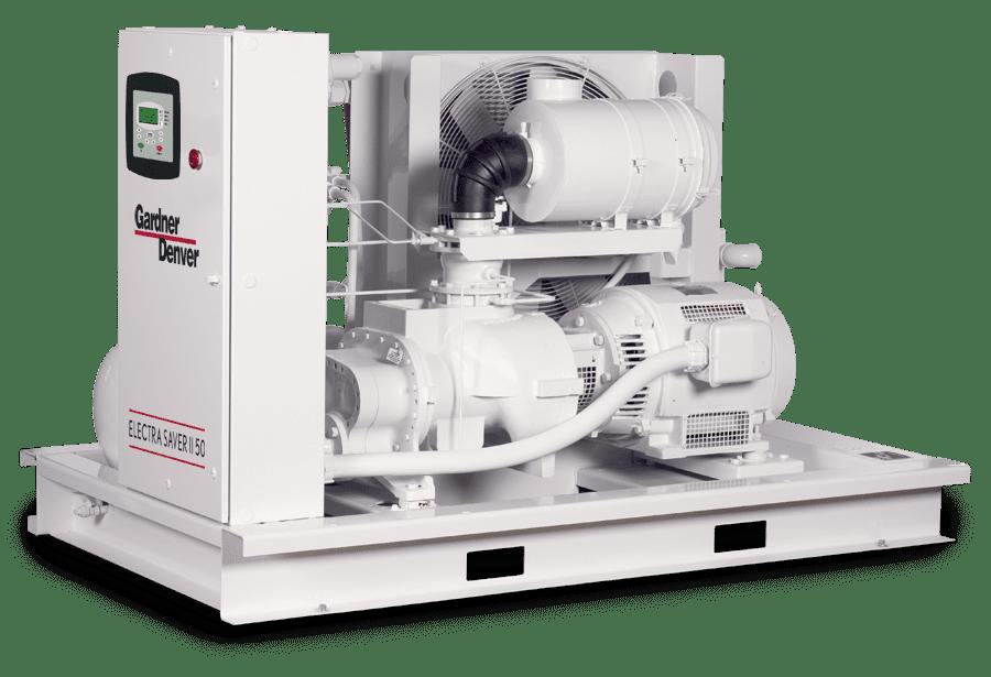 Gardner Denver Rotary Screw Commercial Air Compressor