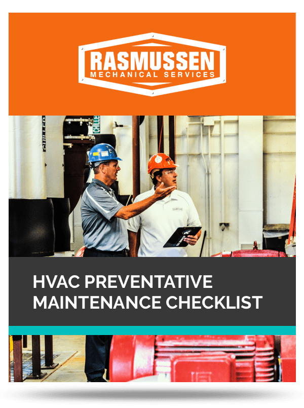 mock up for hvac checklist