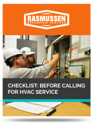 Checklist-Before-Calling-For-HVAC-Service-Mockup