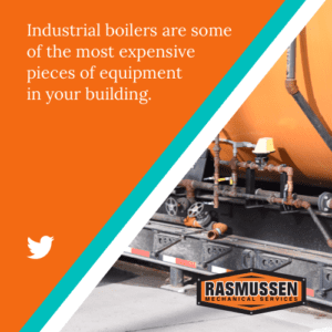 industrial boiler heating system click to tweet