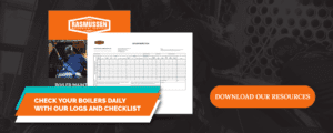 Keep your boilers running with our free boiler logs and maintenance checklist.