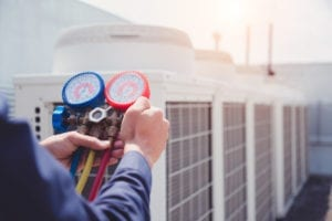 Climate controlling an HVAC   RasMech