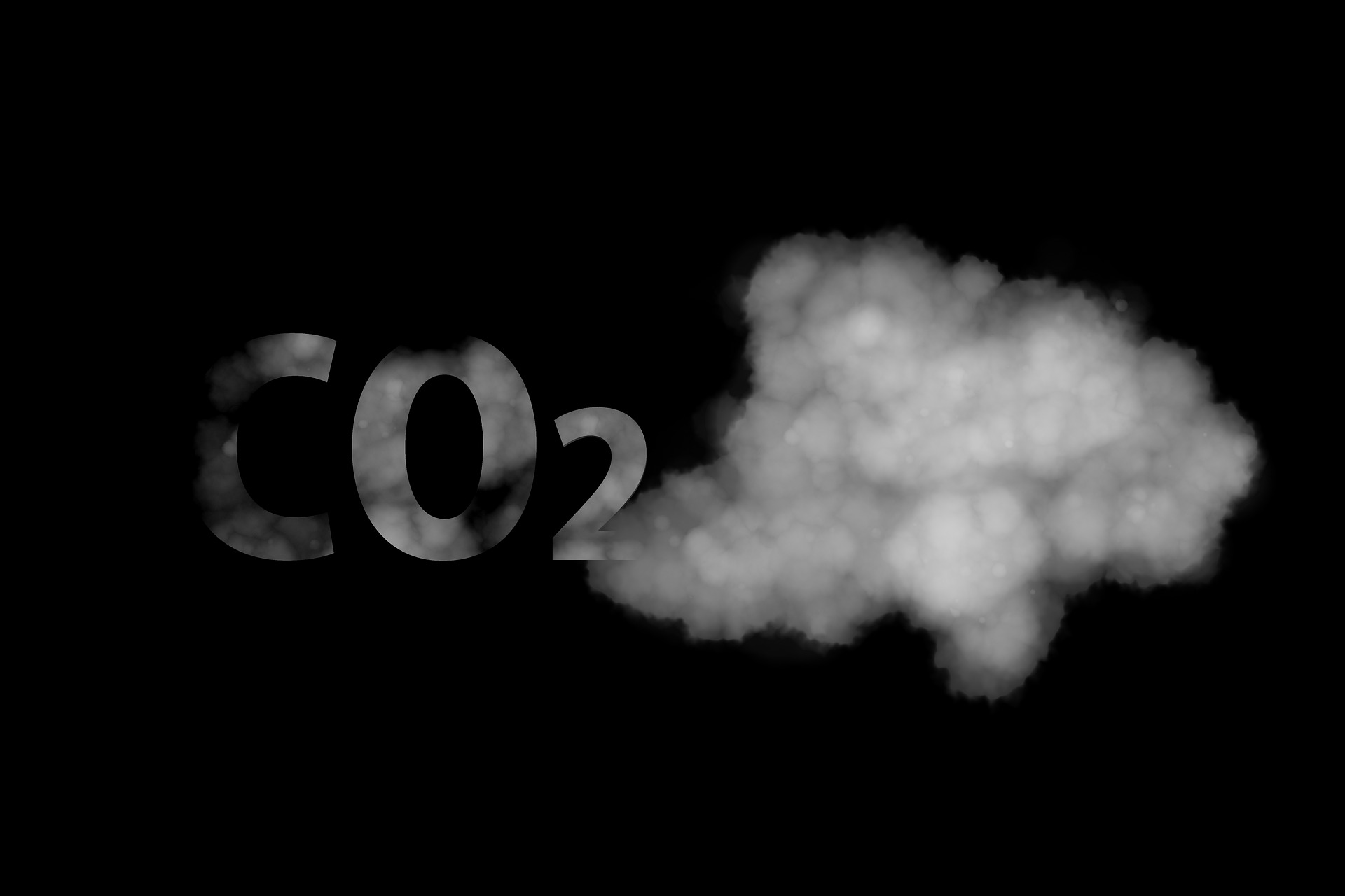Cloud of CO2. This is commonly how demand control ventilation evaluates air quality.