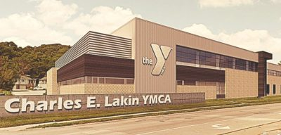 Mechanical Construction Project Highlight of Charles E Lakin YMCA Building